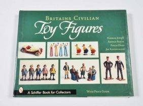 "Buch ""britains Civilian Toy Figures"""
