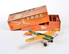 Frog, Aircraft