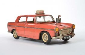 Joustra, Peugeot 404 Taxi
