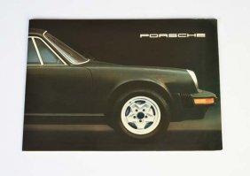 Verkaufsprospekt Porsche 911, 1975