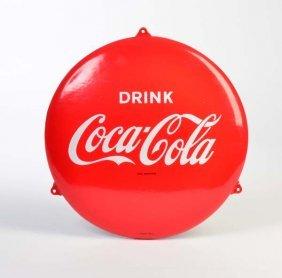 "Emailleschild ""coca Cola"", Hollaendisch"