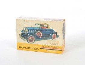 Hubley, Bausatz Fuer Chevrolet 1932 Roadster