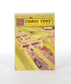 Corgi Toys, Prospekt 9/1960