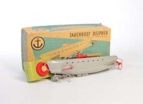 "Anker, Tauchboot ""delphin"""