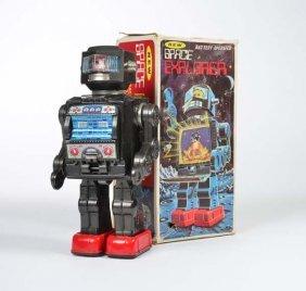 """Horikawa, Roboter """"space Explorer"""""""