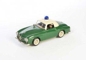 Schuco, Electro Razzia Car 5509