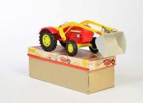 Seidel, Porsche Traktor
