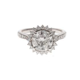 An Important Lady\'s 2.01ct Diamond Ring