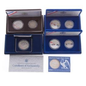[us] Commemorative Coins & Sets