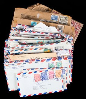 Postal History: Middle East