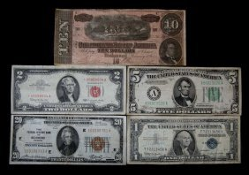 [us] Mixed Us Currency