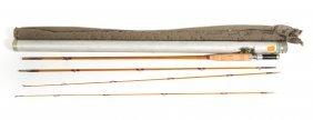 Fishing-fly Rod By Thomas Of Bangor Maine