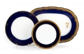 Rosenthal And Limoges Porcelain Plates