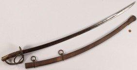 U.S. Civil War Model 1860 Sword