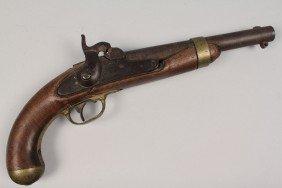 U.S. Model 1842 H. Aston Pistol