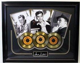 Frank Sinatra 3 Gold Records
