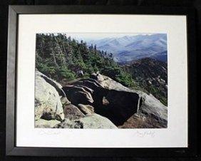 """Framed Photograph """"on Giant"""" By Gary Randorf"""