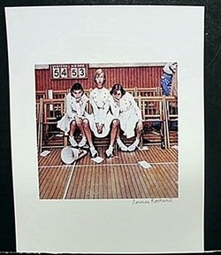 "Lithograph ""losing The Game"" After Norman Rockwell"