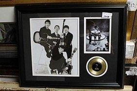 The Beatles Giclee & Gold Album Ar5735
