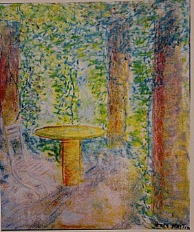 Henri Martin - The Table