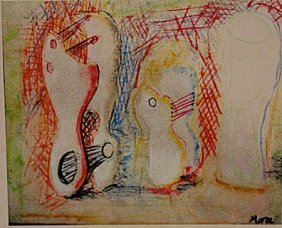 Henry Moore - Untitled