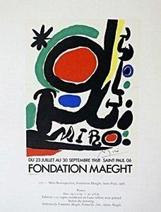 Original Lithograph By Emile Bellet