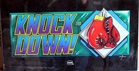 "Vintage Collectible Casino Slot Machine Glass ""knock"