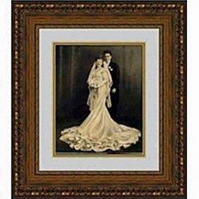Ornate Gold Frame By The Family Heirloom Program