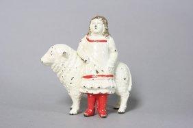 Mary & Her Lamb Still Bank