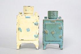 G. E. Refrigerator (lg/sm) Still Bank