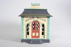 Home Bank, Deep Still Bank
