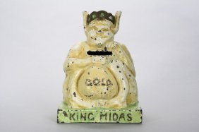 King Midas Still Bank