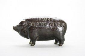 Pig, I Made Chicago Famous Still Bank