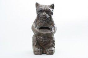 Bear With Honey Pot, Small Still Bank