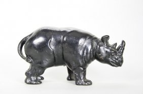 Rhino Still Bank