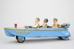 """""""penn Yan"""" Motorboat Cast Iron"""