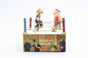 Popeye The Champ Louis Marx Co.