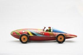 Rocket Racer Louis Marx