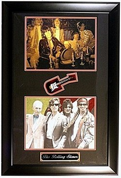 Rolling Stones Double Giclee
