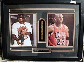Michael Jordan's Celebration