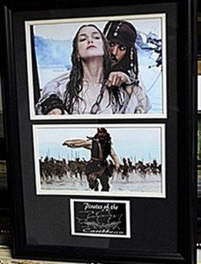 "The Pirates Of The Carribean ""ello Poppet"" Jack Sparrow"