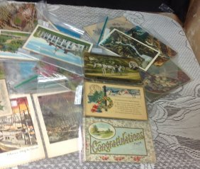 Correspondence Over 20 Post Cards