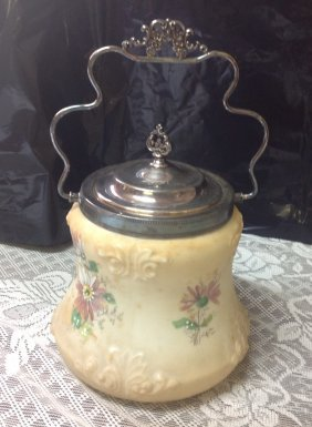 Wavecrest Biscuit Jar Nice