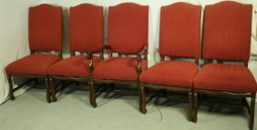 Set Of Six French Style Ralph Lauren Chairs