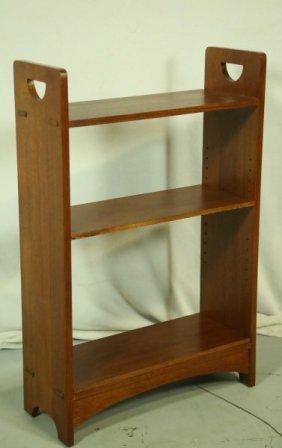 Amish Craftsman Bookshelf