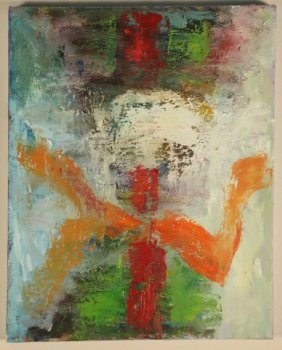 Scoti Carden Abstract Painting