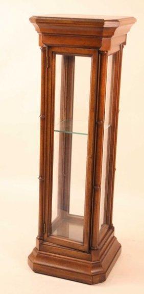 Display Cabinet Pedestal
