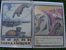 2 Russian Poster Prints