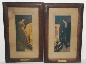 2 Alfred James Dewey Prints