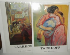 2 Tarkhoff Posters